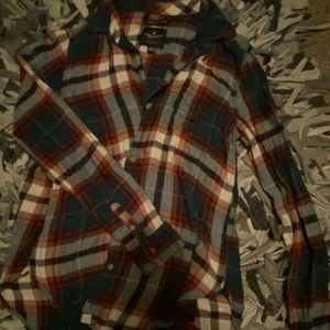 Amazingly soft boyfriend fit flannel